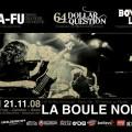 La Boule Noire - Paris