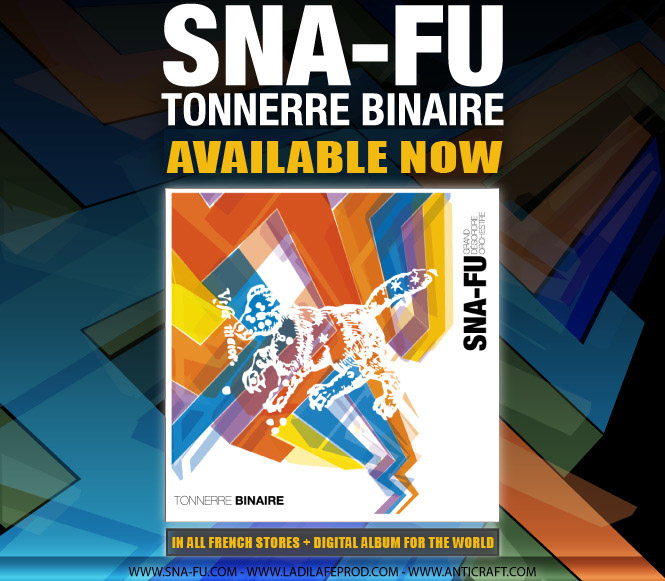 Sna-fu : Posters & flyers